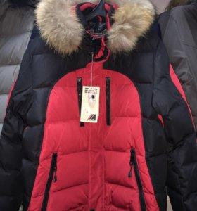 Зимняя новая куртка мужская