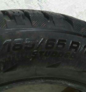 Michelin зимняя