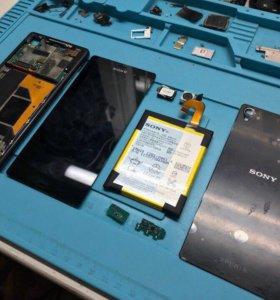 Ремонт Sony Xperia Z/Z1/Z2/Z3/M2/M4