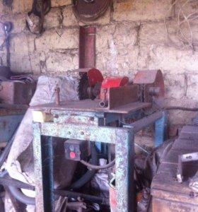 станки деревообрабатывающие советские