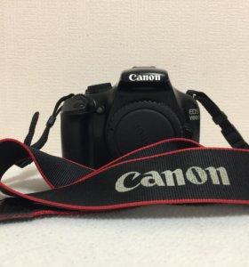 Фотоаппарат Canon EOS 1100 D body