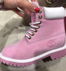 Новые ботинки в наличии