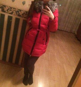 Зимняя куртка (пальто) S