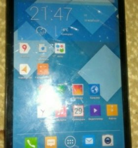 Alcatel one touch pop8