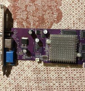 Видеокарта Palit nvidia GeForce 4 MX 440-8x / 480