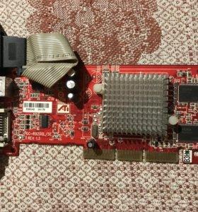 Видеокарта Gecube Radeon 9200SE 128MB 64-Bit DDR
