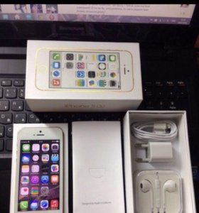 iPhone 5s silver 16 гб