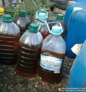 Вывезу масло фритюрное отработанное