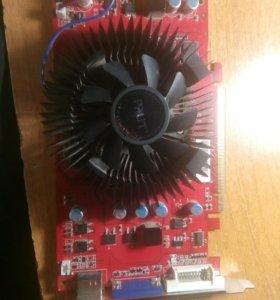 Видеокарта NVidia GF 9600 1024 Mb 128B