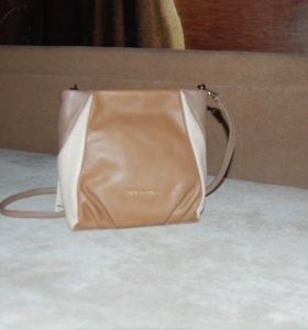 Новая сумка кроссбоди fiato dream из натуральной к