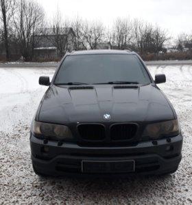 BMW X5. 4.4 2002г