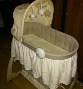 колыбель-люлька для новорожденных Jetem