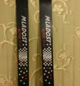 Лыжи горные Mladost aktive sport