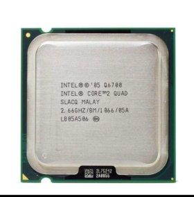 4 ядра Quad q6700