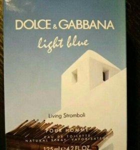 Туалетная вода Dolce Gabbana Light Blue Limited Ed