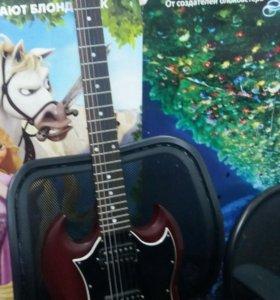 Гитара.