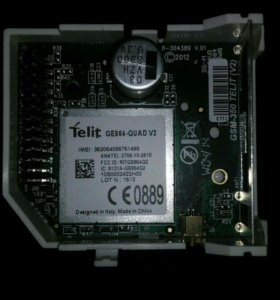 GSM модуль Visonic GE350-ATS4