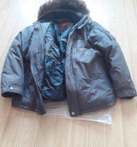 Куртка-трансформер 60 размера