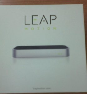 Leap motion (VR контроллер)
