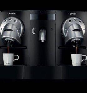 Кофемашина Nespresso Gemini CS 200 + капучинатор