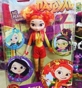 Куклы сказочный патруль!!!