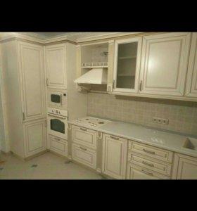 Кухни, шкафы, прихожие.
