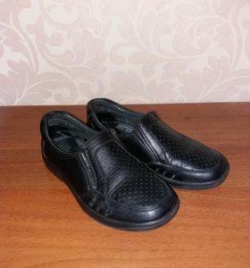 Туфли натуральная кожа 32 р.