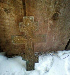Продам крест антиквариат
