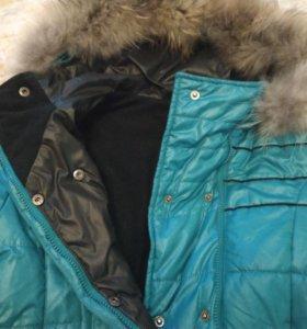 Зимнее пальто Хыял