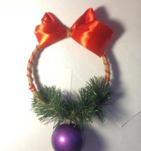 Подарок или украшение к рождественским праздникам.