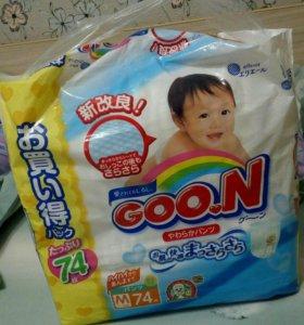 Трусики-подгузники Goon