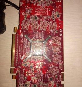 Видеокарта ATI radeon HD 3850 (Возможен обмен)