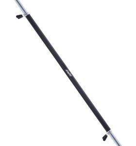 Гриф для штанги BB-104 прямой, d25 мм, 120 см