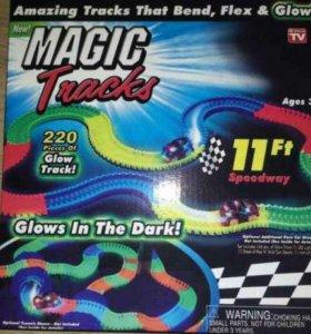 Светящаяся гибкая трасса Magic Tracks