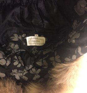 Куртка зимняя для беременной