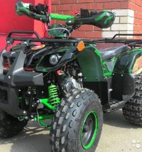 Квадроцикл ATV TERMIT LIBRE CROSS 125 cc м/т, Зел.