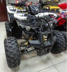 "Квадроцикл VENTO M new 8""125сс м/т, Черный"