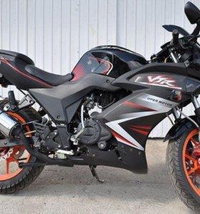Мотоцикл NF SPORT-2 VTR250 (250-8A) LUX