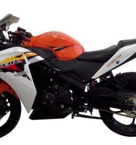 Мотоцикл VENTO RANGER II CBR (250сс)