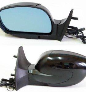 Авто зеркала в сборе и зеркальные элементы