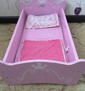 Кроватка для кукол Baby born