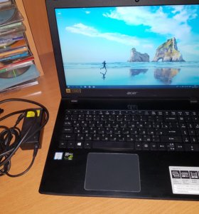 Aser Aspire E5-575G-74CQ игровой ноутбук