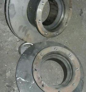 Тормозные диски MAN TGL