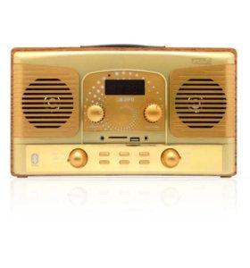 """Радиоприемник """"БЗРП РП-323"""", УКВ 64-108МГц, 220V,"""
