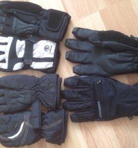 Горнолыжные перчатки Ziener Bogner Sessions