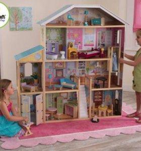 Шикарный дом для кукол Маджестик KidKraft 65252
