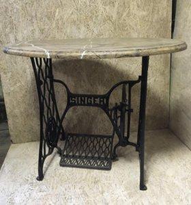 Столик ,итальянский мрамор