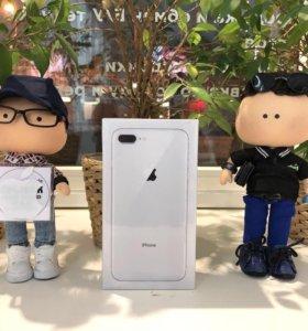 iPhone 8 Plus 64GB silver/белый
