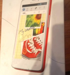 Alcatel onetouch 8000D
