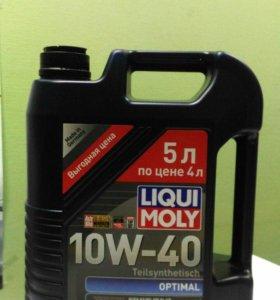 Моторное масло LIQUI MOLY Optimal 10w40